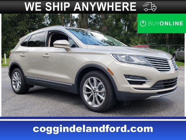 Photo Pre-Owned 2017 Lincoln MKC Select Select FWD in Jacksonville FL