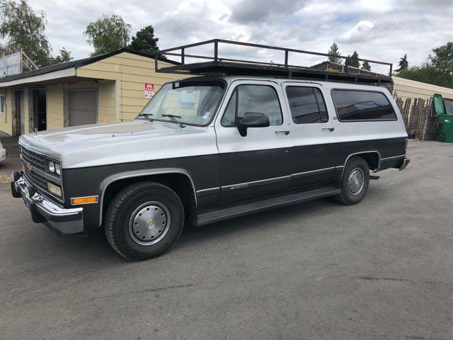 Photo 1991 Chevrolet Suburban R1500