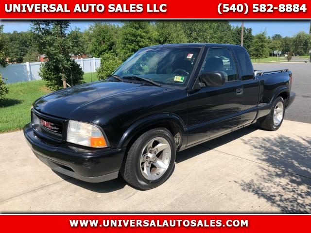 Photo 2001 GMC Sonoma SL Ext. Cab Short Bed 2WD