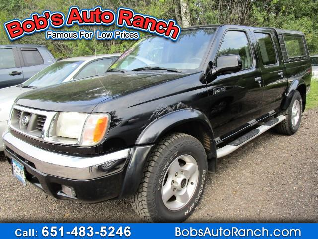 Photo 2000 Nissan Frontier SE Crew Cab 4WD