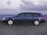 2002 Audi A6 Station Wagon