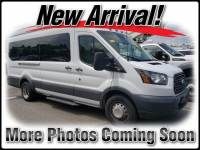 2015 Ford Transit Wagon XLT Wagon High Roof HD Extended-Length Wagon Twin Turbo Regular Unleaded V-6 213