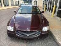 Pre-Owned 2006 Maserati Quattroporte Base RWD 4D Sedan