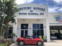 2007 Pontiac Solstice GXP Automatic 1 Owner Clean CarFax Leather
