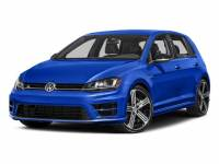 Pre-Owned 2017 Volkswagen Golf R 4DR HB DSG W/DCC/ AWD