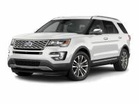 2016 Ford Explorer Platinum 4WD Platinum 6