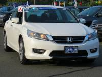 Certified Pre-Owned 2014 Honda Accord Sport FWD 4dr Car
