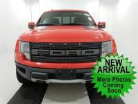 2010 Ford F-150 SVT Raptor Super Cab