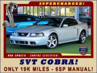 2003 Ford Mustang SVT Cobra - ONLY 19K MILES!