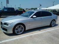 Pre-Owned 2015 BMW 7 Series 740Li Rear Wheel Drive Sedan