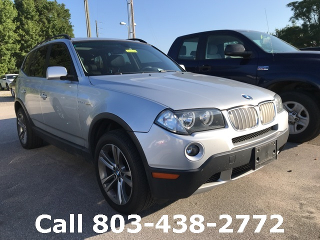 Photo Pre-Owned 2008 BMW X3 3.0si AWD