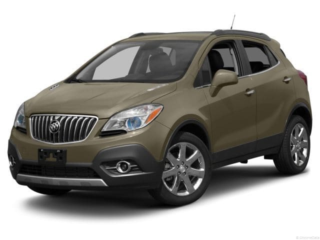 Photo 2014 Buick Encore Convenience Convenience Crossover for sale Near Cleveland