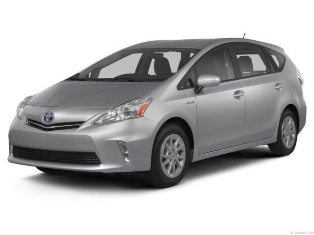 Photo Used 2015 Toyota Prius v Three For Sale Chicago, IL