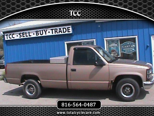 Photo 1996 GMC Sierra CK 1500 Special Reg. Cab 6.5-ft. Bed 2WD