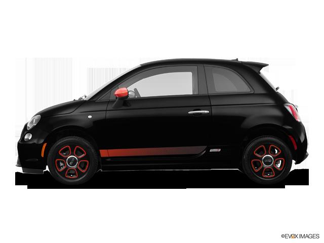 Photo 2015 Fiat 500e Battery Electric Hatchback
