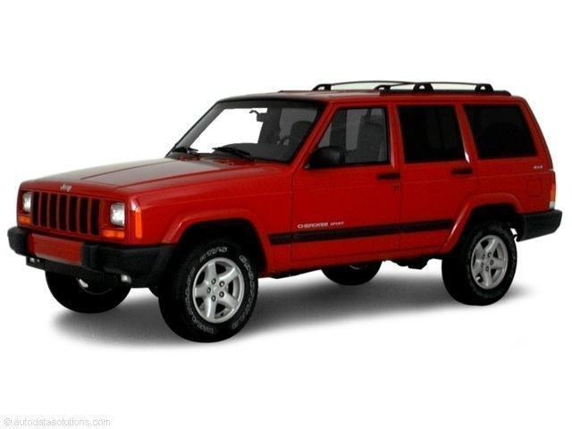 Photo Pre-Owned 2000 Jeep Cherokee Sport SUV For Sale  Raleigh NC