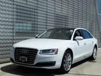Certified Pre-Owned 2015 Audi A8 L 4.0T Sedan For Sale in Temecula, CA