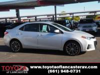 Used 2015 Toyota Corolla For Sale | Lancaster CA | 5YFBURHE2FP347765