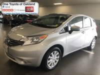 Pre-Owned 2016 Nissan Versa Note S Hatchback in Oakland, CA