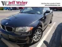 2011 BMW 1 Series Convertible 128i