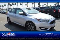 2018 Ford Focus SEL SEL Hatch 4