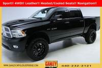 Used 2010 Dodge Ram 1500 Sport Truck For Sale in Bedford, OH