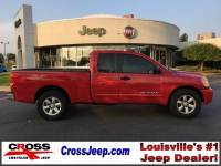 PRE-OWNED 2010 NISSAN TITAN SE RWD KING CAB