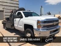 Pre-Owned 2015 Chevrolet Silverado 3500HD Work Truck 4WD