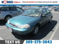 Used 1998 Ford Contour Sedan in Lindon