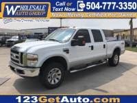 2008 Ford F-250 SD Lariat