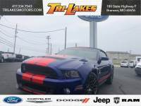 Used 2014 Ford Mustang Shelby GT500 Convertible
