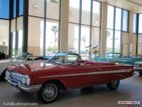 Used 1961 Chevrolet Impala SS