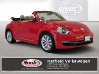 2013 Volkswagen Beetle 2.0L TDI w/Sound/Nav 2dr DSG Convertible in Columbus