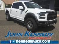 2017 Ford F-150 Raptor SuperCrew EcoBoost V6 GTDi DOHC 24V Twin Turbocharged Feasterville, PA