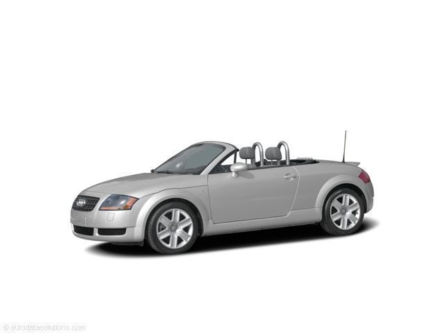 Photo Pre-Owned 2004 Audi TT 3.2L Roadster Convertible for Sale in Boise near Caldwell