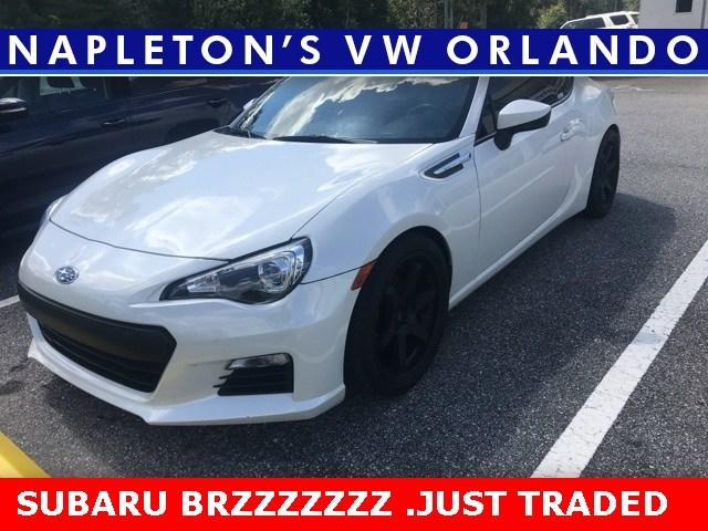 Photo Used Subaru BRZ Premium in Orlando, Fl.