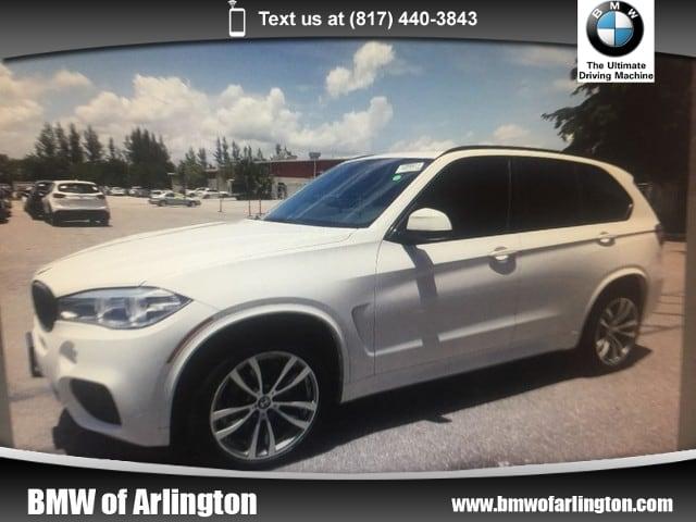 Photo Used 2015 BMW X5 sDrive35i 4x2 in Arlington