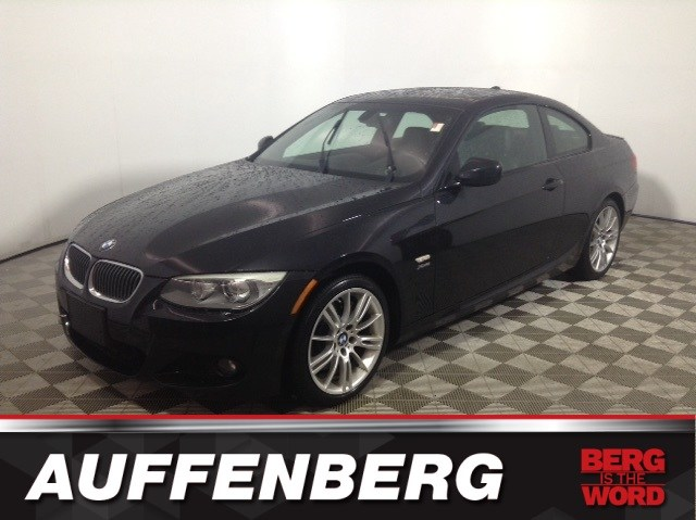 Photo Used 2012 BMW 3 Series 335i Xdrive Coupe 6-Cylinder DOHC 24V Turbocharged for sale in OFallon IL