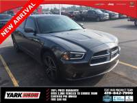Certified Used 2014 Dodge Charger R/T Sedan in Toledo