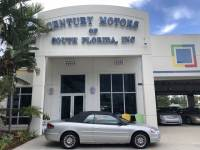 2005 Chrysler Sebring Conv Touring Low Miles CD Alloy Wheels Leather/Suede Seats