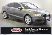 Certified Used 2015 Audi A3 2.0T Premium (S tronic) Sedan in Houston, TX