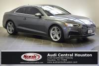 Certified Used 2018 Audi A5 2.0T Premium Coupe in Houston, TX
