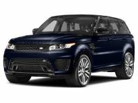 Certified Used 2015 Land Rover Range Rover Sport SVR 4WD 4dr Multi Purpose Vehicle in Glenwood Springs, CO