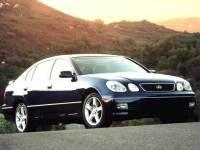2000 LEXUS GS 400 Sedan