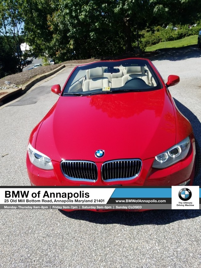 Photo 2011 BMW 335i Convertible 335i Convertible Rear-wheel Drive