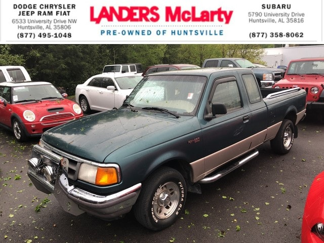 Photo 1997 Ford Ranger XLT