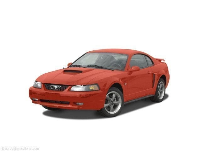 Photo Used 2003 Ford Mustang 2dr Cpe GT For Sale in Seneca, SC