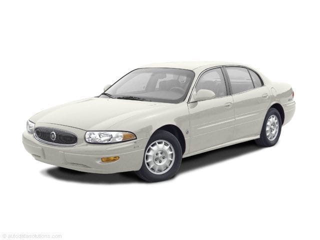 Photo Used 2002 Buick Lesabre Limited Sedan For Sale in Seneca, SC