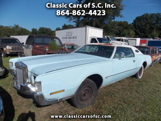 Photo 1972 Lincoln Mark VI