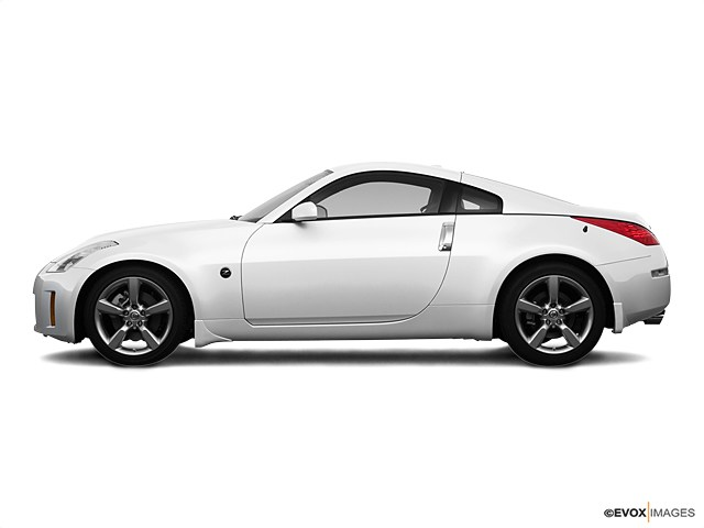 Photo 2008 Nissan 350Z Enthusiast Coupe V-6 cyl